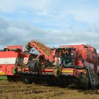 Agrifac Hexx Traxx + Transbordeur Agrifac