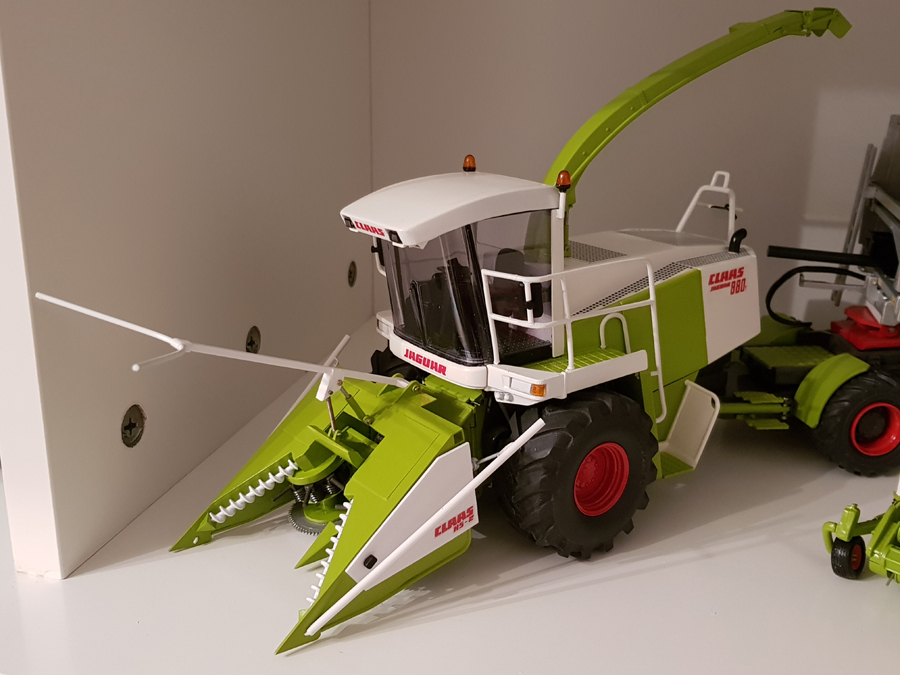 Claas Hs 2 1/32 scale