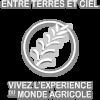 Logo page accueil entre terres et ciel