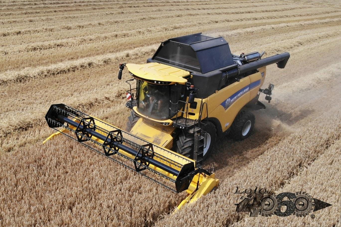 New Holland Cx 8.70